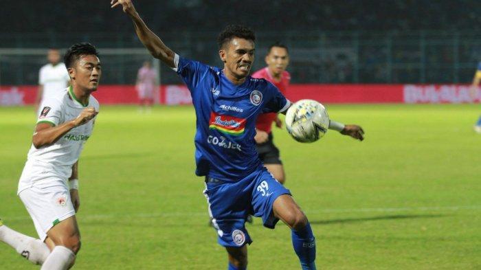 Hasil Kalteng Putra vs Arema FC Semifinal Piala Presiden 2019, Singo Edan Unggul 3-0 Babak Pertama