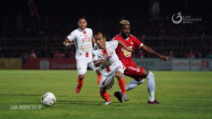 Kalteng Putra vs Persija Jakarta, Macan Kemayoran Ingin Tutup Laga Terakhir dengan Kemenangan