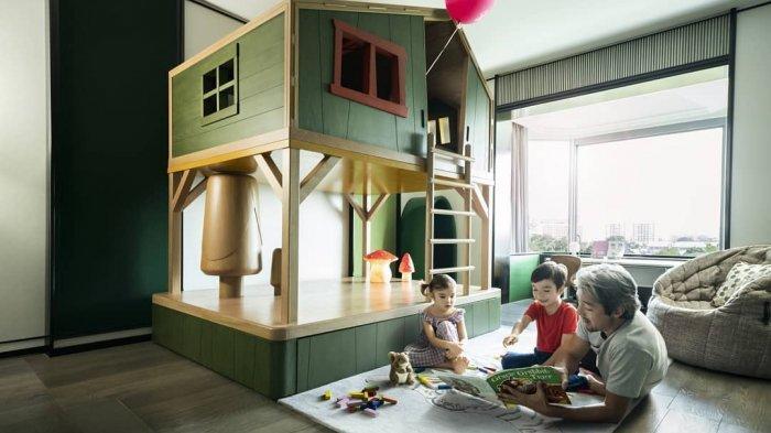 Bertema Unik, Inilah Pilihan Kamar Suite Khusus Anak-anak di Shangri-La Hotel