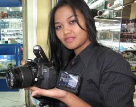 Canggih... Kamera Canon DSLR Bisa Rekam Video Full HD Cuma Rp 6 Juta