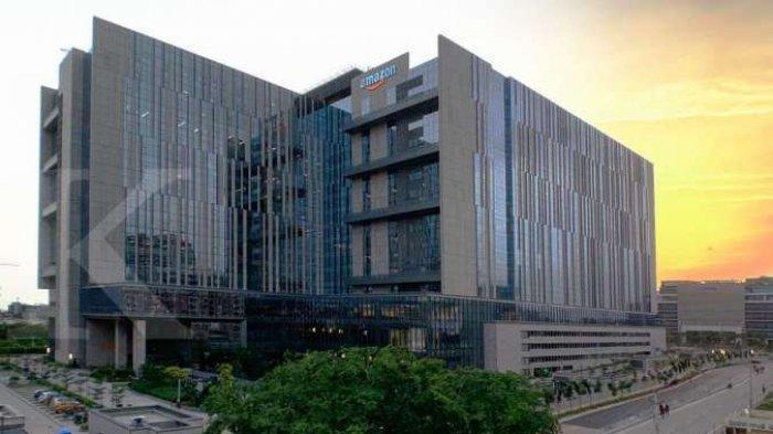 Amazon Resmikan Kampus Terbesar di Distrik Keuangan Hyderabad, India