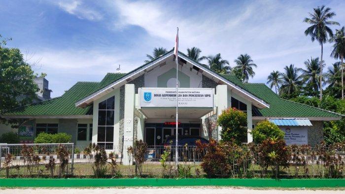 Belasan Tahun Jadi Kabupaten, Kantor Disdukcapil Natuna Masih Pinjam, Ini Kata Kadisduk