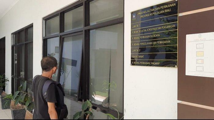 Polres Tanjungpinang Bentuk Tim Buru Maling Kantor DKP Kepri