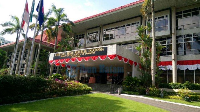 Selain Rencana Pemeriksaan Novel Baswedan. Ini Kesibukan Lain yang Terpantau di KBRI Singapura
