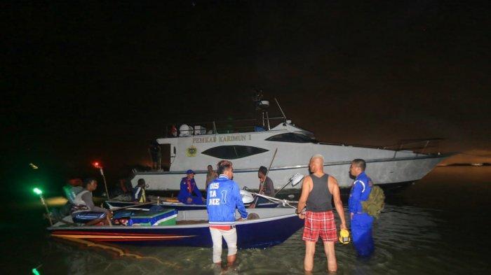 FAKTA LENGKAP Kapal Dinas Pemkab Karimun Bocor Menuju Batam, Sempat Ingin Jemput Bupati Aunur Rafiq