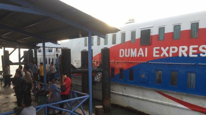 Setelah Sempat Berhenti, Akhirnya Kapal Dumai Express Kembali Beroperasi 12 Mei 2020