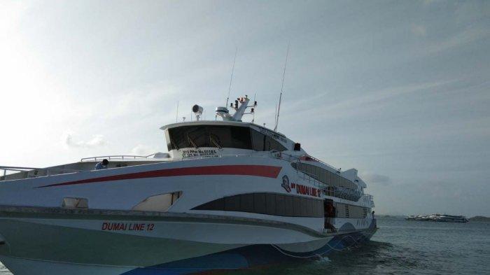Jadwal Kapal Ferry Batam di Pelabuhan Domestik Sekupang Hari Ini Kamis 4 Maret 2021