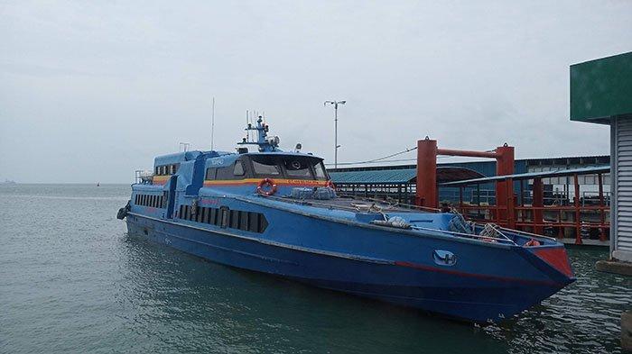 Jadwal Kapal Ferry Pelabuhan Sri Bintan Pura Tanjungpinang Selasa 22 Juni 2021