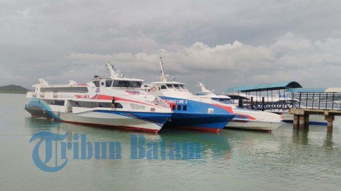 JADWAL Kapal Ferry Batam-Tanjung Batu, Batam-Karimun, Batam-Buton di Pelabuhan Domestik Sekupang
