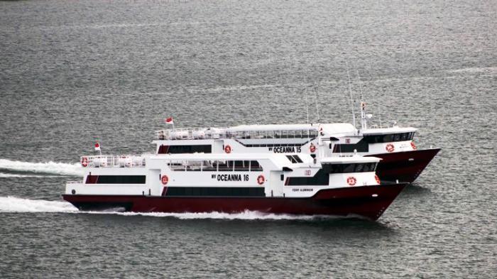 Berikut Jadwal Kapal dari Harbour Bay Batam ke Singapur