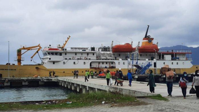Bupati Natuna Usul Kapal Penumpang Tak Berlabuh Sementara Efek PPKM Darurat