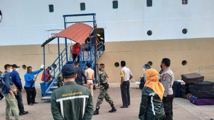 Pelni Batam Tambah 3 Trip Pelayaran KM Bukit Raya, Animo Penumpang Meningkat