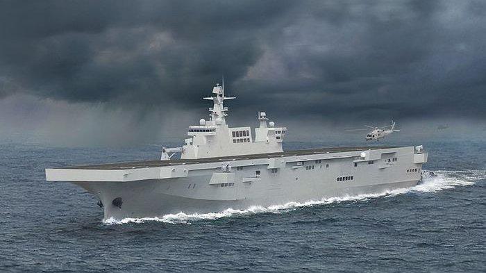 China Kirim Kapal Tempur Tercanggihnya ke Laut China Selatan, Langsung Diperintahkan Xi Jinping?