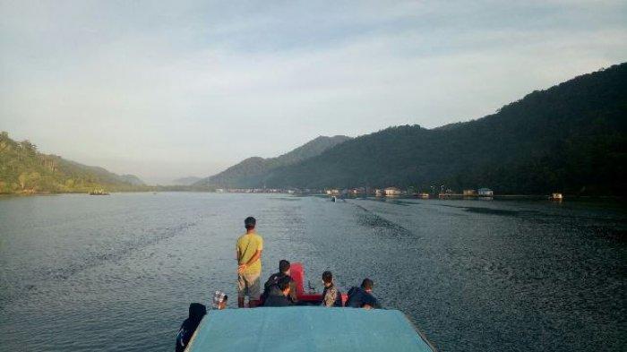 DEMI MTQ, Para Peserta Rela Naik Kapal dari Siantan Timur ke Jemaja Sejak Pukul 11 Malam Tadi