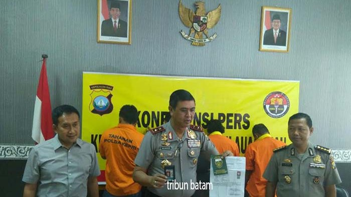 JOKOWI Cs Ditetapkan Jadi Tersangka pasca Polda Gagalkan Pengiriman 101 Calon TKI Ilegal ke Malaysia
