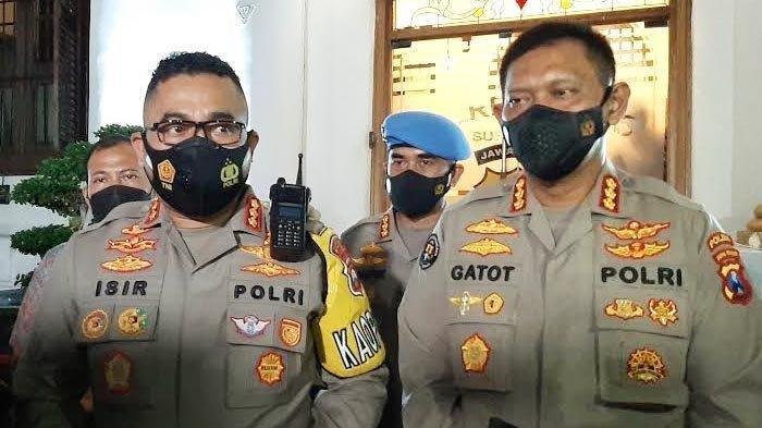 2 Kanit Narkoba Terjaring Operasi Senyap Paminal Polri, 5 Oknum Polisi Pesta Sabu Bareng 3 Tersangka