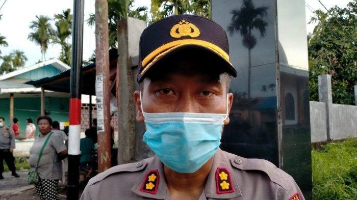 Kapolres Manokwari, AKBP Dadang Kurniawan.