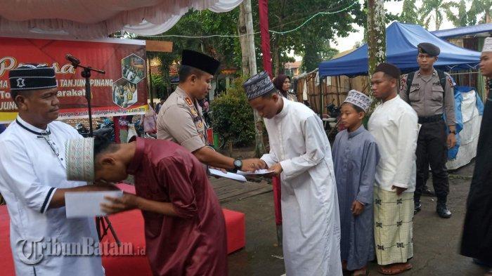 Kapolres Tanjungpinang Sarankan Bazar Ramadhan Punya Sertifikasi: Ini Ekonomi Kerakyatan Islami