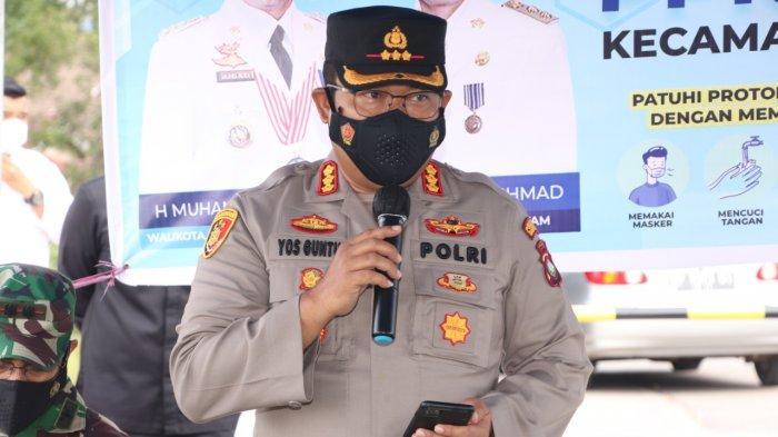 Kapolresta Barelang, Kombes Pol Yos Guntur, Selasa (25/5/2021).
