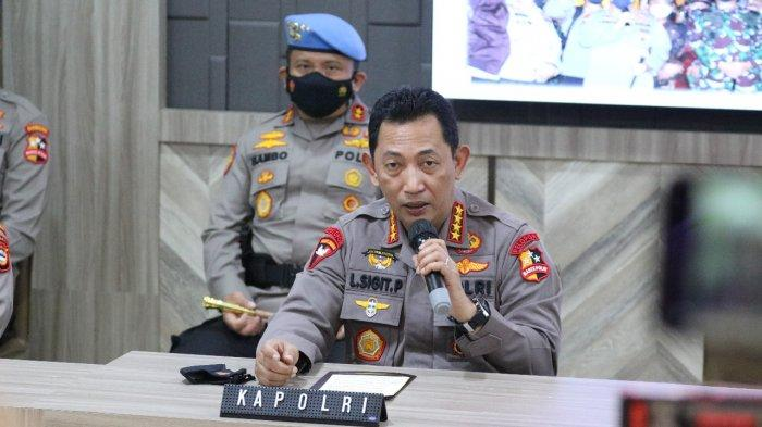 Kapolri Jenderal Listyo Sigit Terpukau Penjabaran Bripka Danu, Dihadiahi Sekolah Perwira Polisi