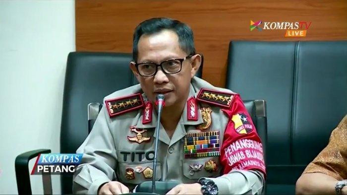 Isu Pengaturan Skor di Liga Indonesia, Kapolri Bentuk Satgas. Ini yang Akan Dilakukan Polisi