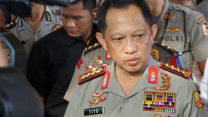 Perintah Kapolri Tito Karnavian: Bentuk Tim khusus, Atasi Begal. Kalau Tidak, Kapolresnya Saya Begal