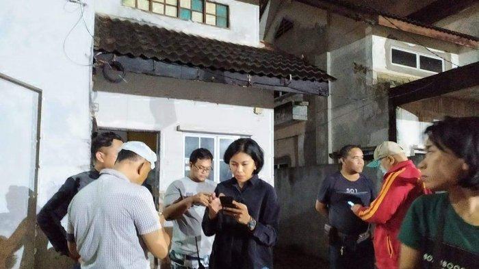 Sosok Kapolsek Batam Kota, Bantu Evakuasi Robohnya Tembok Pollux Habibie Batam