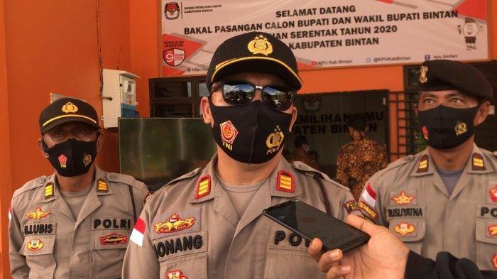 Polsek Gunung Kijang Duga Kebakaran Rumah di Kampung Masiran Bintan Akibat Korsleting Listrik