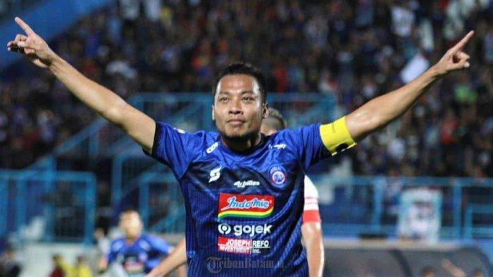 Bursa Transfer Liga 1 2020, Hamkah Hamzah Dikabarkan ke Persik, Ini Kata Manajer Persik Kediri