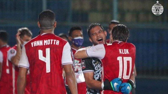 Persija Menang Lolos ke Perempat Final Piala Menpora 2021, Sudirman: Semangat Juang Pemain Tinggi