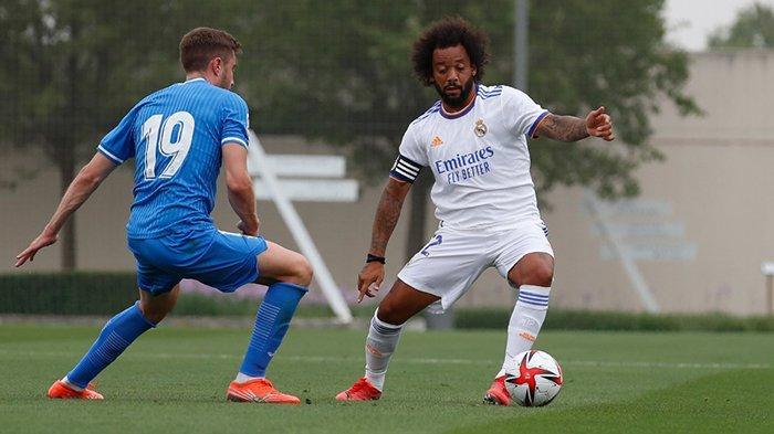 Berita Real Madrid - Martin Odegaard Cetak Gol di Laga Pramusim, Marcelo Soal Kapten