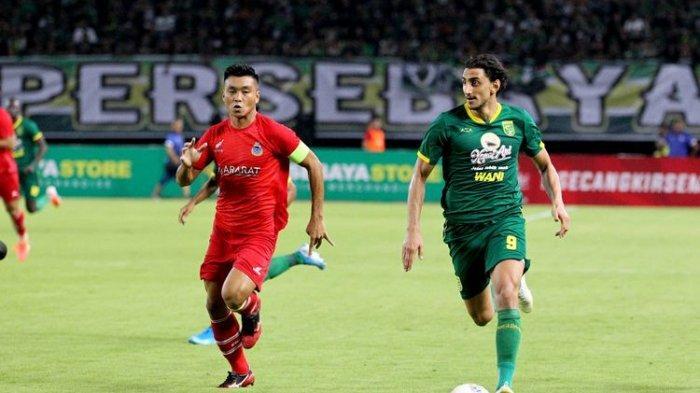 Kalah 1-3 Lawan Persebaya, Pelatih Sabah FA Kurniawan Dwi Yulianto: Persebaya Luar Biasa