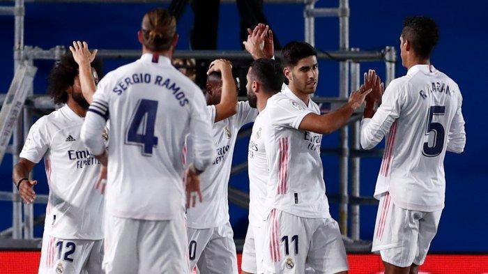 Kapten Sergio Ramos tidak akan memperkuat Real Madrid di matchday 1 Liga Champions musim 2020/2021