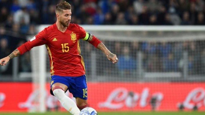 Hasil Kualifikasi Euro 2020 - Spanyol Ditahan Imbang Norwegia, Sergio Ramos Cetak Rekor