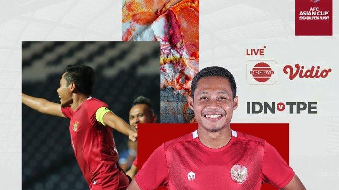 Jadwal Timnas Indonesia vs Taiwan Leg 2, Evan Dimas: Tak Boleh Santai, Kerja Keras Lagi