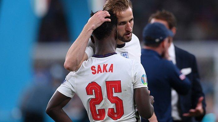 Inggris Gagal Juara Piala Eropa 2020, Harry Kane: Kalah Adu Penalti Ini Terasa Menyakitkan
