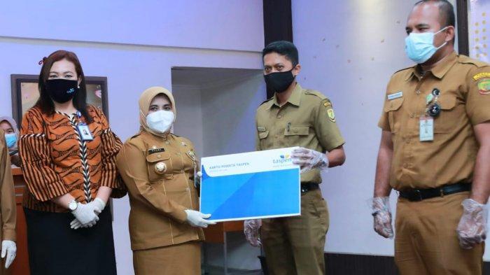 Pegawai Non ASN Tak Kena Potong Gaji Lagi, Pemko Tanjungpinang Tanggung Iuran JKK & JKM