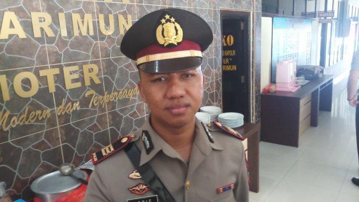 Polres Karimun Selidiki Penyebab Kebakaran SB Takong Hiu, Api Diduga Berasal dari Knalpot