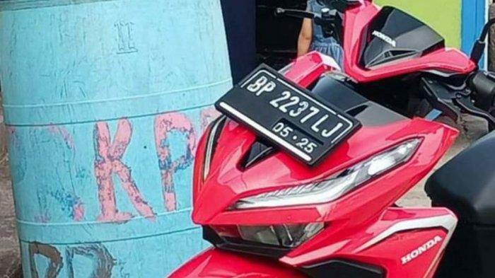Motor Rudi Akhirnya 'Kembali', Sempat Hilang saat Parkir di Depan Warung Sekop Laut Lingga