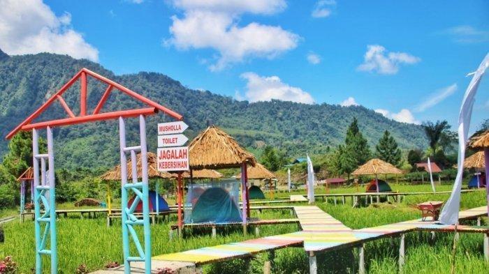 Ini Sosok Ferdinan yang Menyulap Sawah Menjadi Destinasi Wisata Berkelas di Sumut