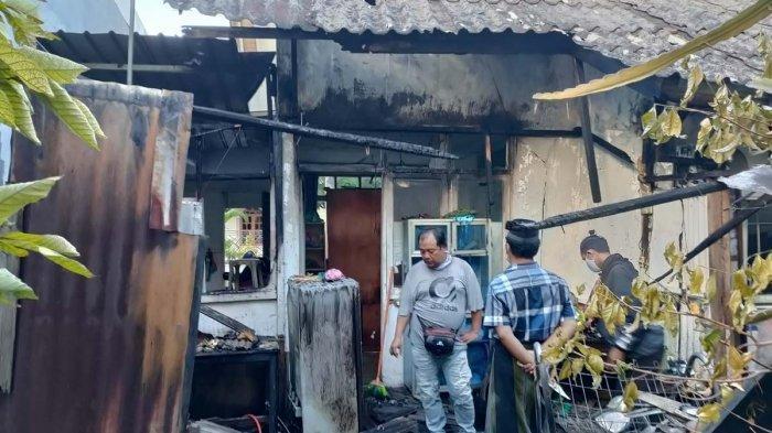 Kebakaran di Batam, Rumah Terkunci dari Luar, Irman Berhasil Selamat Lewat Jendela Kamar