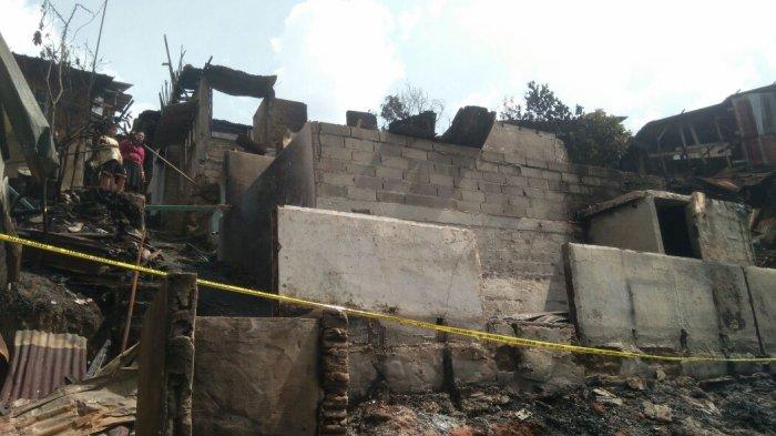 Pemukiman Bukit Senyum Batam Terbakar. Satu Orang Tewas. Berikut Foto-foto Pasca-Kebakaran