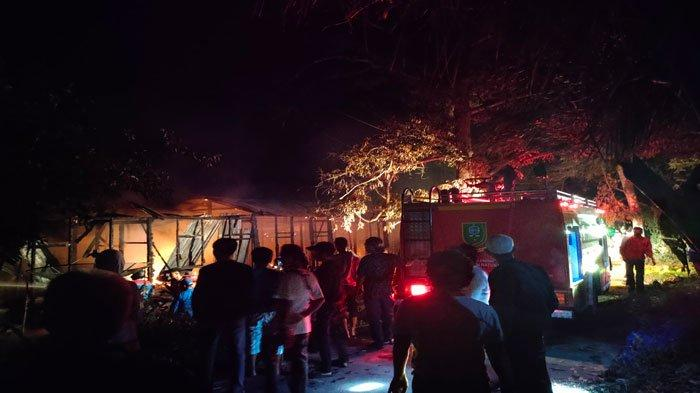 Kebakaran di Natuna, Aminah Selamat Setelah Lompat dari Jendela Indekos