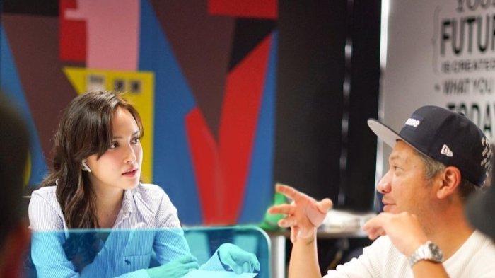Shandy Aulia Terlihat Bersama Gading Marten di Tengah Isu Cerai, Bakal Main Film Bareng