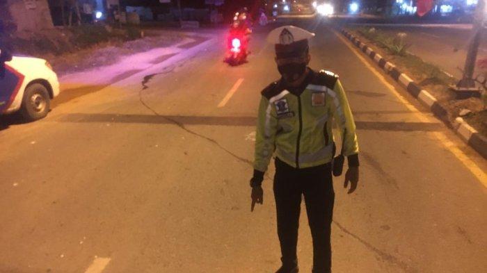Bocah 9 Tahun Selamat dari Kecelakaan di Tanjungpinang, 2 Pengendara Motor Luka Serius di Kepala
