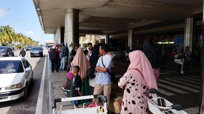 Menurun Dibanding Tahun Lalu, Angka Kedatangan di Bandara Hang Nadim Batam Tembus 23 Ribu Orang