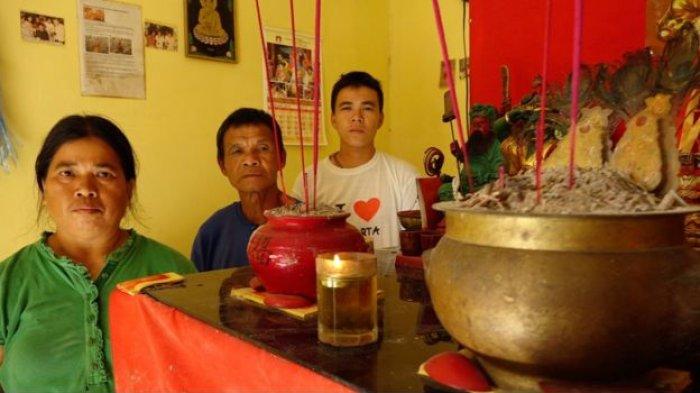 MENILIK Imlek ala Warga Keturunan Tionghoa Miskin 'Cina Benteng' di Tangerang. Ternyata tak Ada. . .