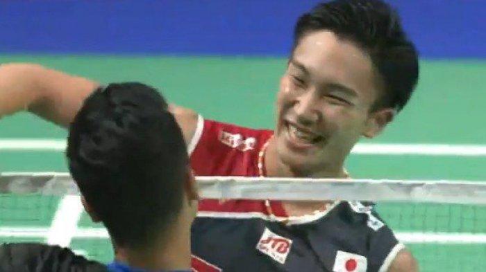 Kento Momota Juara Japan Open 2019, Pebulu Tangkis Indonesia Jonatan Christie Runner Up