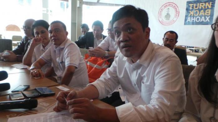 Wakil Ketua Umum Partai Gerindra Habiburokhman