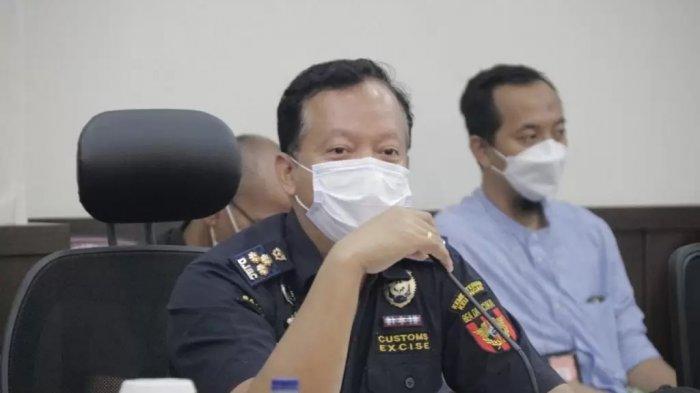 Kepala Bidang Pelayanan dan Fasilitas Pabean dan Cukai II, Paulus Dwi Jogyastara.